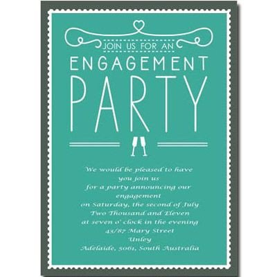 Engagement Party Invitation Templates 17 Best Images About Engagement Invitations On Pinterest