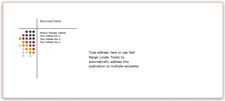 Envelope Template for Word 40 Editable Envelope Templates for Ms Word