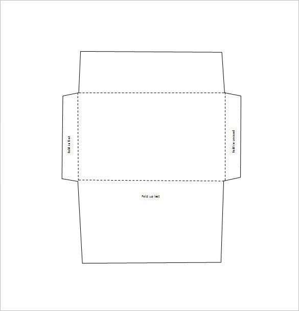 Envelope Template for Word Envelope Template 37 Free Printable Psd Pdf Eps Word