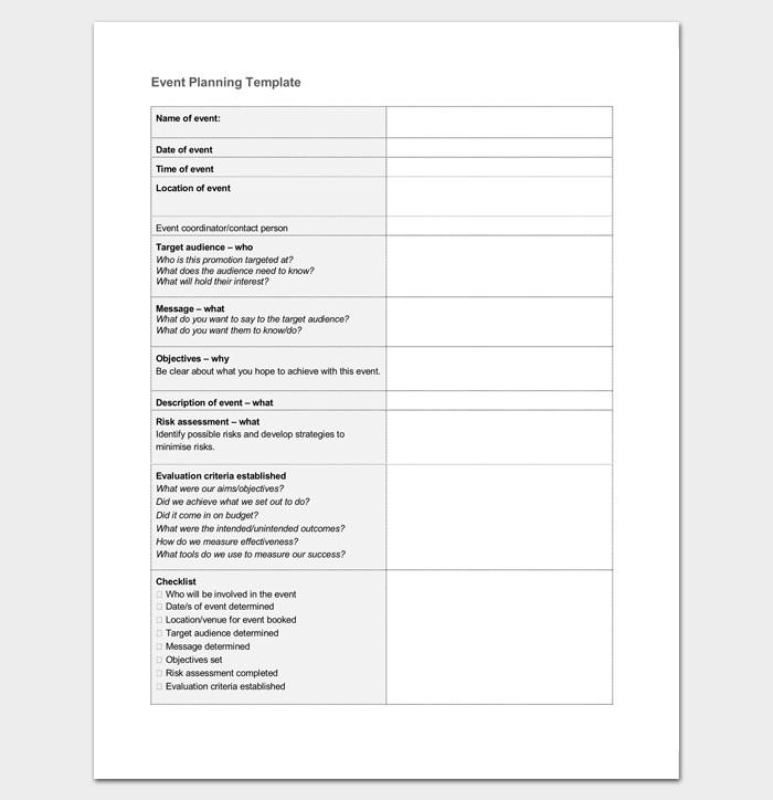 Event Program Template Word event Program Outline 13 Printable Samples Examples
