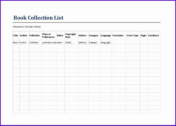 Excel Book Inventory Template 6 Inventory Excel Template Exceltemplates Exceltemplates