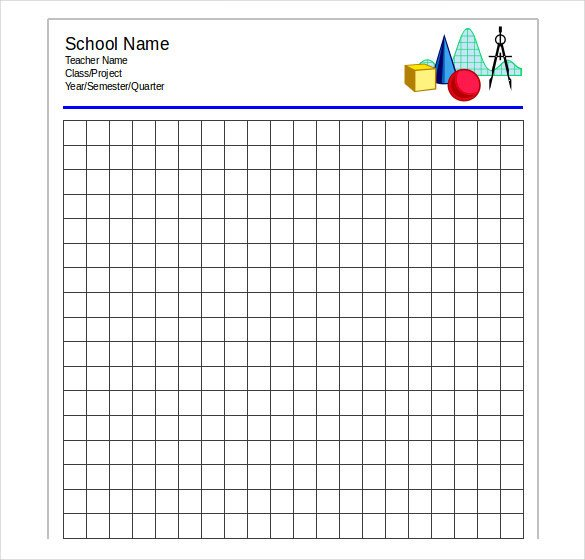 Excel Graph Paper Template Free Excel Template – 27 Free Excel Documents Download