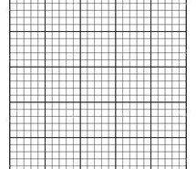 Free Printable Graph Paper Template Excel PDF Examples