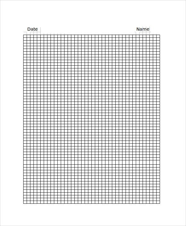 Excel Graph Paper Template Sample Graph Paper 25 Documents In Pdf Word Excel Psd