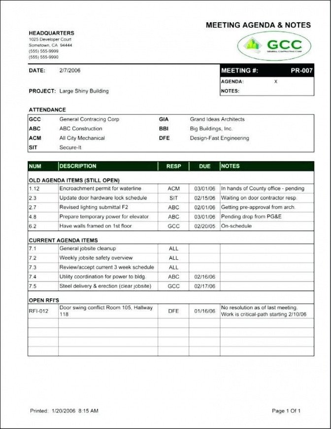 Executive assistant Travel Itinerary Template Travel Itinerary Template for Executives