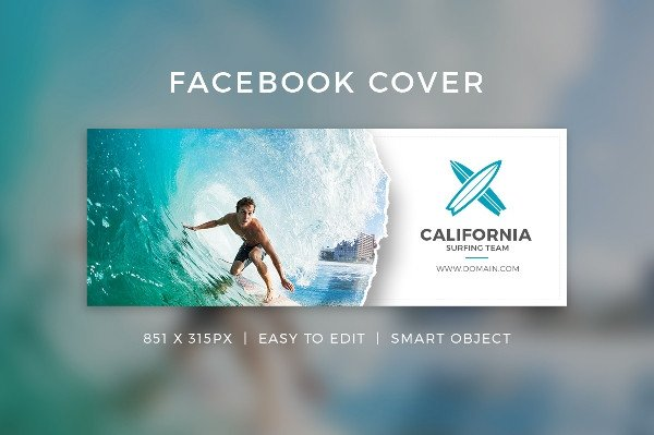 Facebook Cover Page Template 12 Cover Page Templates – Free Sample Example format