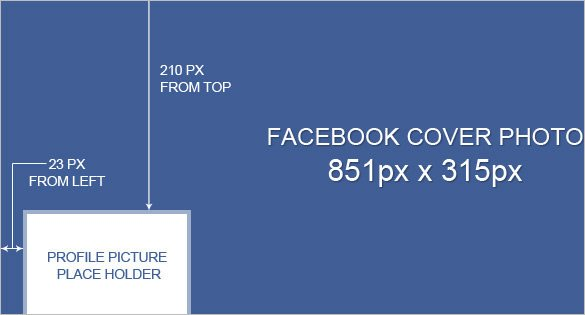 Facebook Cover Page Template 14 Banner Size Templates