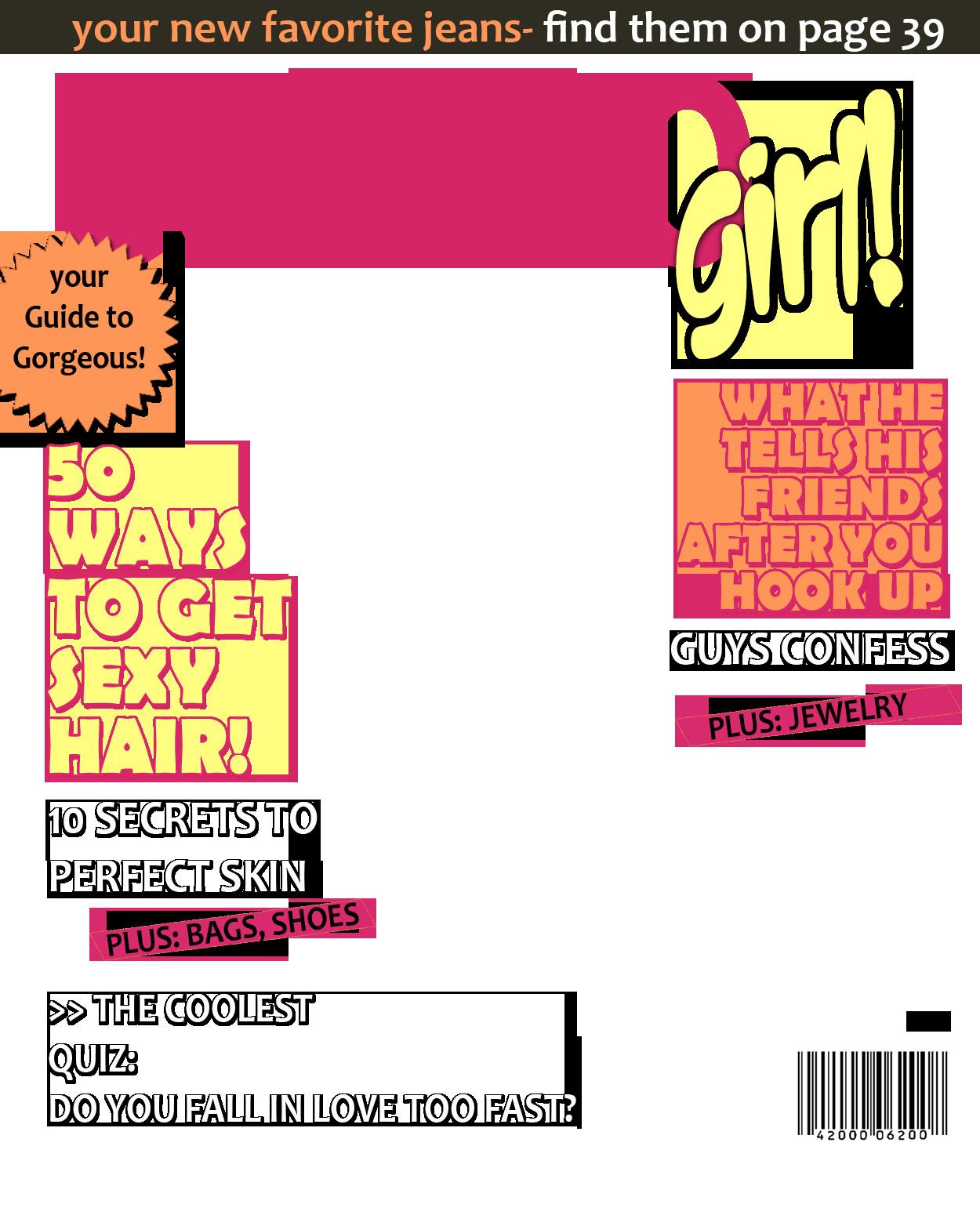 Fake Magazine Cover Template Photoshop Inmagazines Fake Magazine Cover Generator