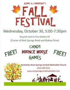 Fall Festival Flyers Template Fall Festival Flyer Template Google Search