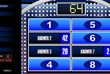 Family Feud Powerpoint Template New How to Make A Car Game In Powerpoint