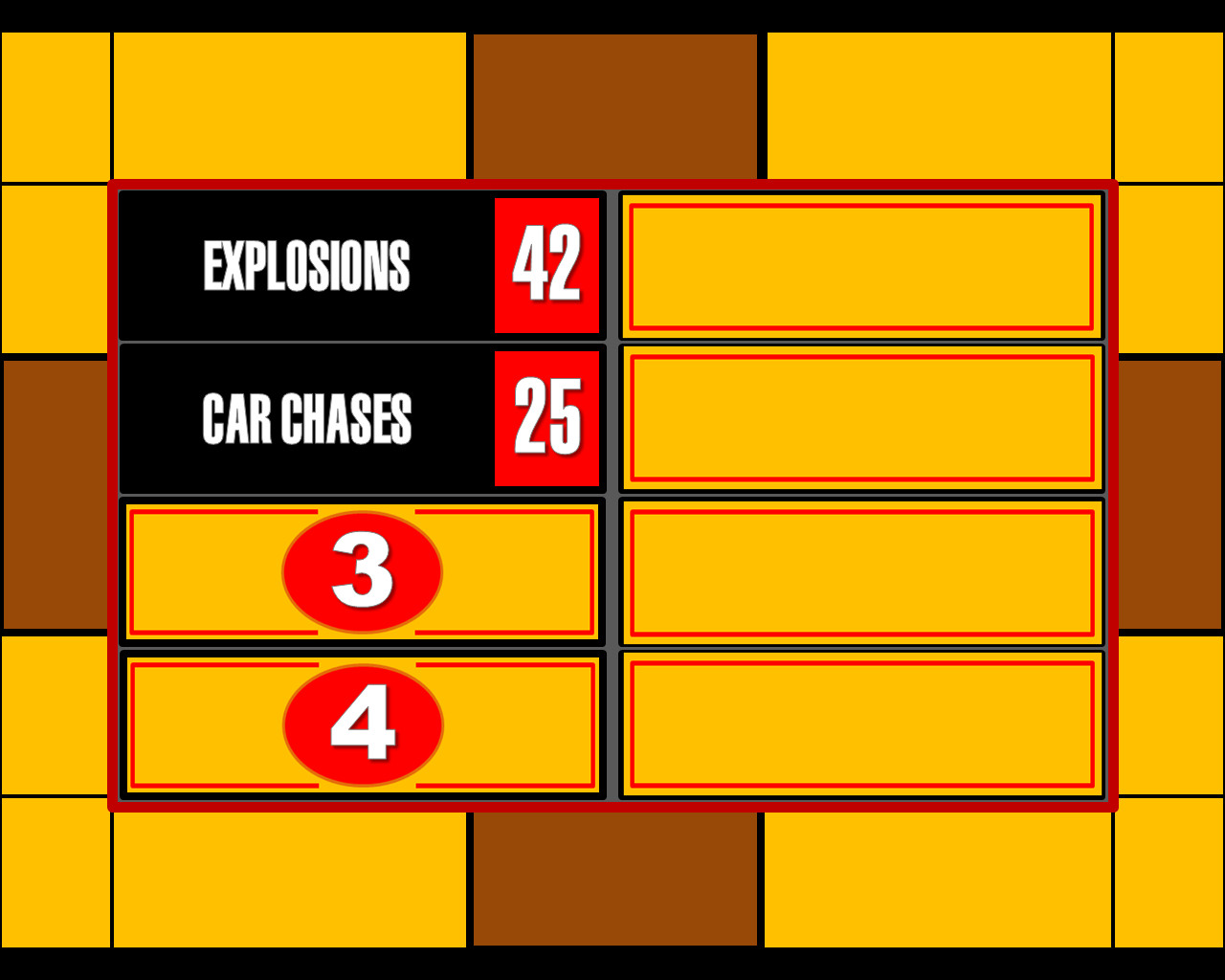Family Feud Powerpoint Template Stuff I Wish someone Had told Me beforehand How to Play