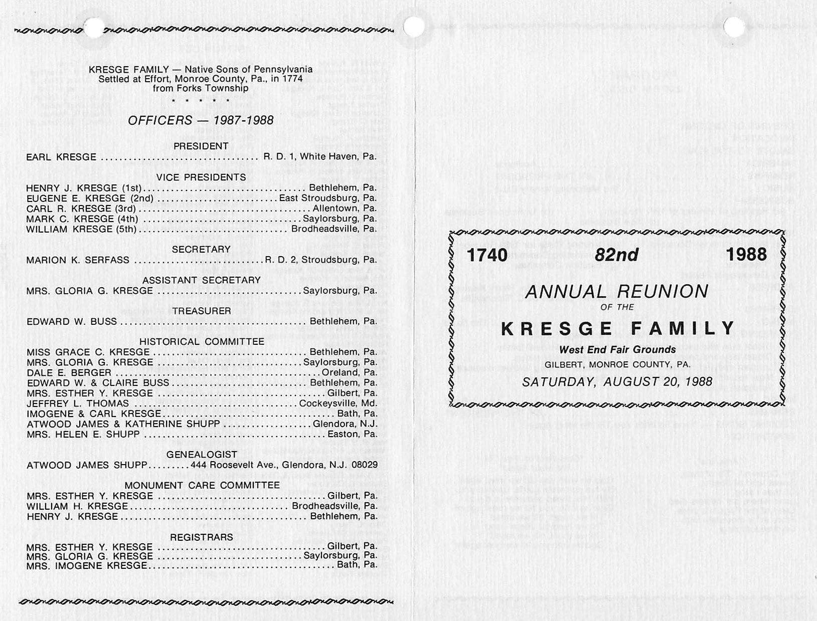 Family Reunion Banquet Program Sample Index Of Cdn 29 2013 769