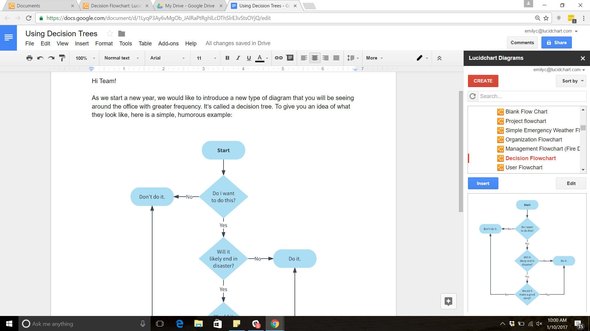 Family Tree Template Google Docs How to Make A Tree Diagram In Google Docs