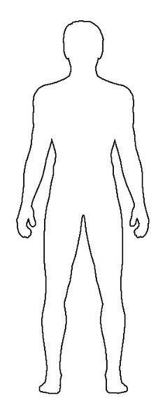 Female Body Outline Template 12 Costume Design Template Fashion Design Model