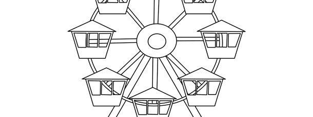 Ferris Wheel Template Ferris Wheel Template –