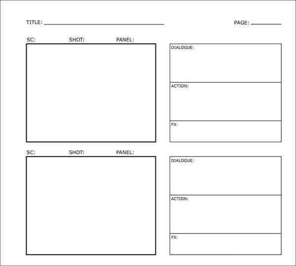 35 Free Storyboard Samples PDF DOC