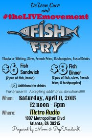 Fish Fry Flyer Template 180 Customizable Design Templates for Fish Fry