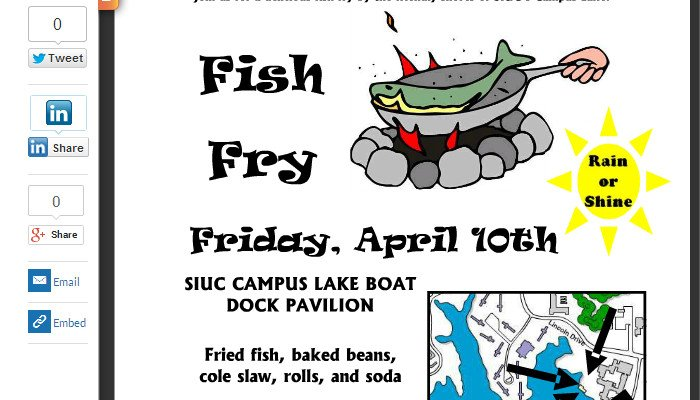 Fish Fry Flyer Template Free Fish Fry Invitations