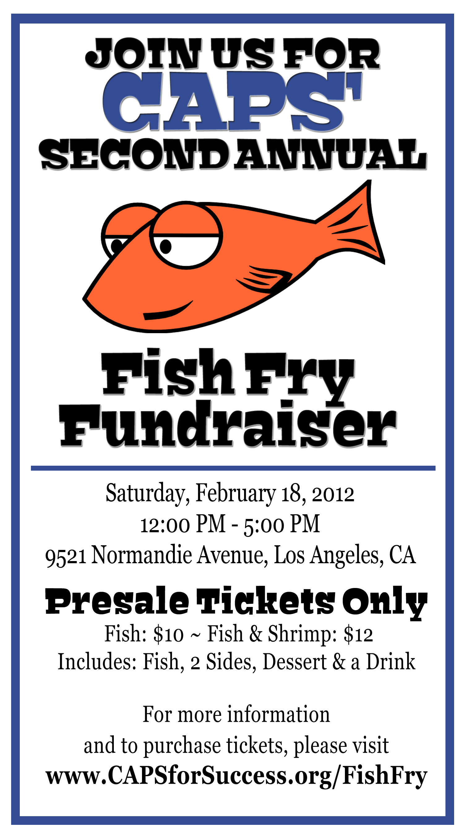 Fish Fry Flyer Template Pin by Whitney Riley On Fundraising