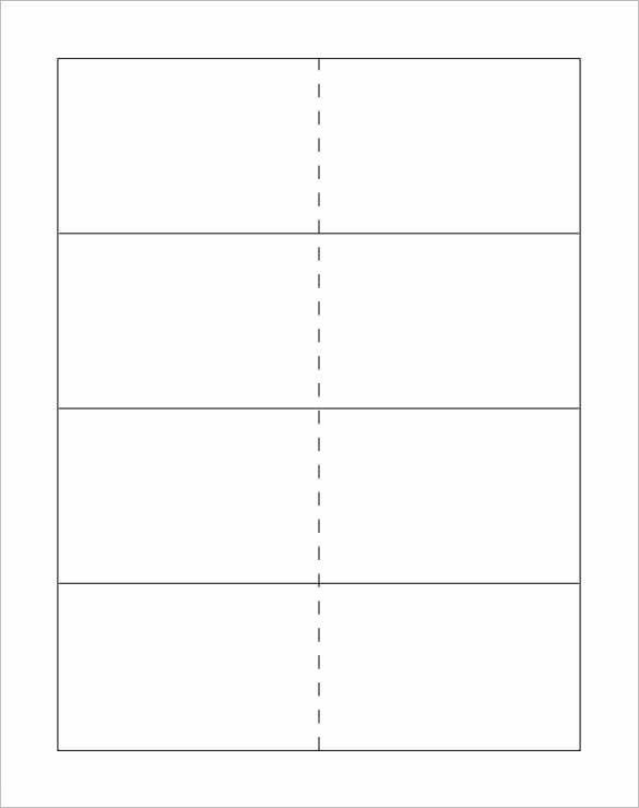 10 Flash Card Templates DOC PDF PSD EPS
