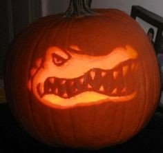 Florida Gator Pumpkin Stencil Carving 1000 Images About Jack O Lanterns On Pinterest
