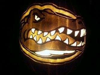 Florida Gator Pumpkin Stencil Carving 74 Best Pumpkins Carved Images On Pinterest