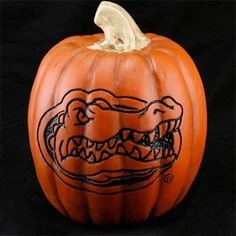 Florida Gator Pumpkin Stencil Carving Florida Gators 6 Pattern Pumpkin Carving Kit