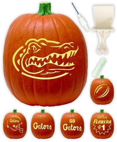 Florida Gator Pumpkin Stencil Carving Florida Gators Christmas Decorating Ideas Bing