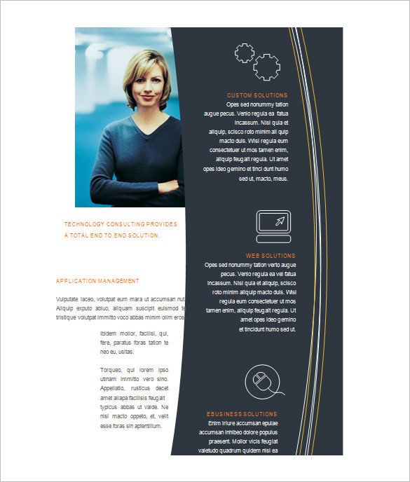 Flyer Templates Free Word Microsoft Brochure Template 49 Free Word Pdf Ppt