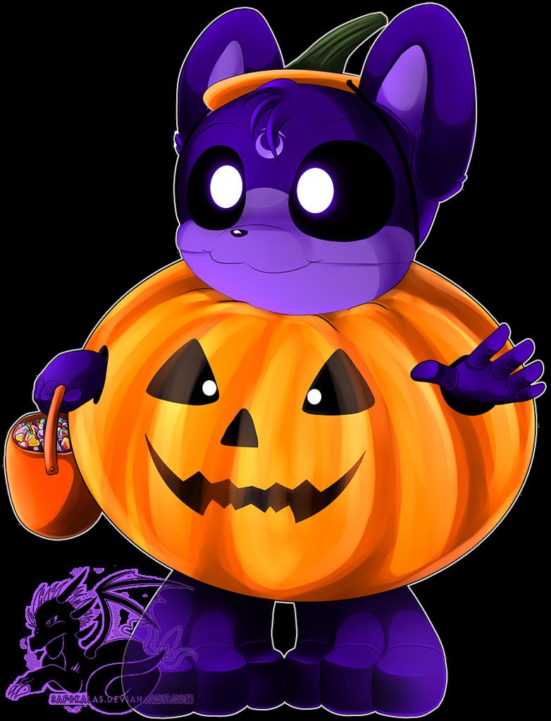 Fnaf Foxy Pumpkin Stencil Fnaf Pumpkin Cub by Starember On Deviantart
