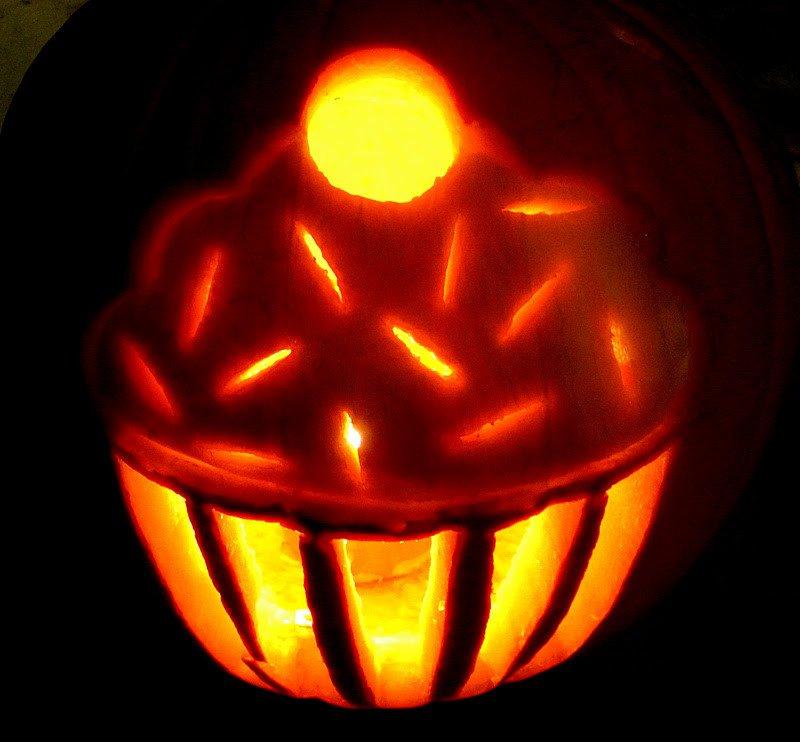 Fnaf Foxy Pumpkin Stencil Halloween Part 2