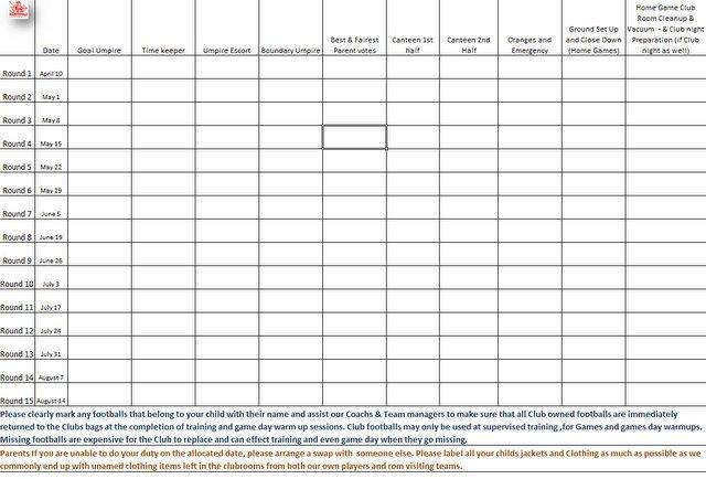 Football Depth Charts Templates Football Depth Chart Template