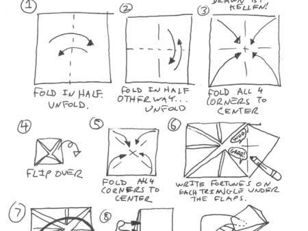 Fortune Wookiee Paper Print Out [origami] Make Your Own fortune Wookiee origamiyoda How