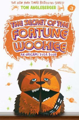 Fortune Wookiee Paper Print Out the Secret Of the fortune Wookiee origami Yoda Series 3