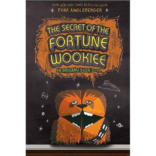 Fortune Wookiee Paper Print Out the Secret Of the fortune Wookiee origami Yoda Series