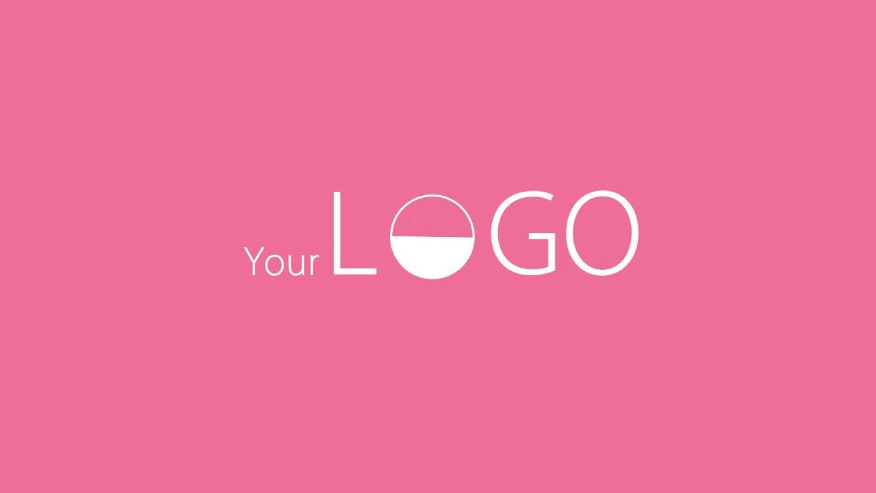Free after Effects Logo Templates after Effects Templates Free Customised Circle Logo