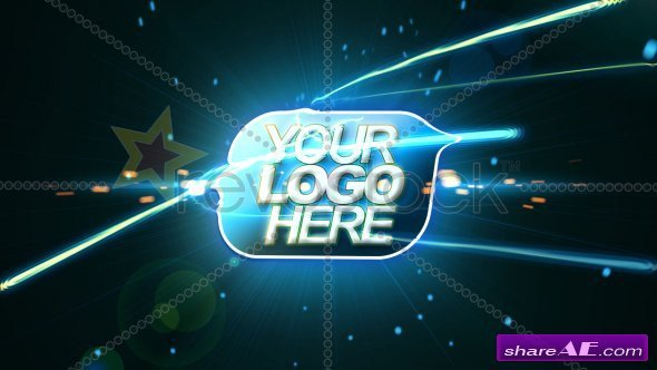Free after Effects Logo Templates Logo Animation 2 after Effects Project Revostock