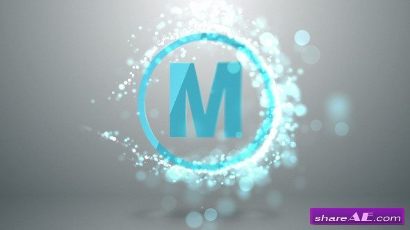 Free after Effects Logo Templates Quick Particle Logo after Effects Projects Motion Array
