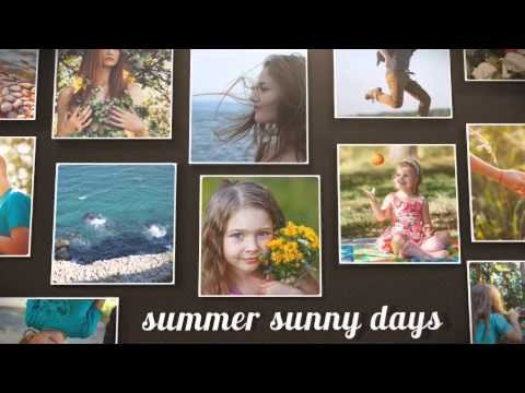 Free after Effects Slideshow Template Free after Effects Template 120 Instagram