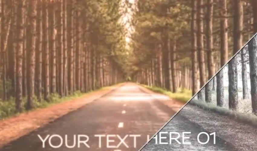 Free after Effects Slideshow Template the 10 Best Free Slideshow & Gallery Templates for after