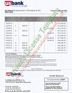 Free Bank Statement Generator Related Content Fake Bank Statement Generator