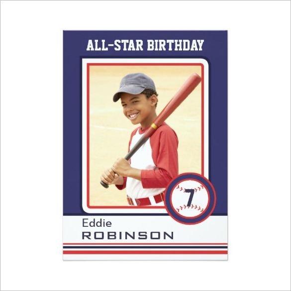 Free Baseball Card Template Baseball Card Template – 9 Free Printable Word Pdf Psd