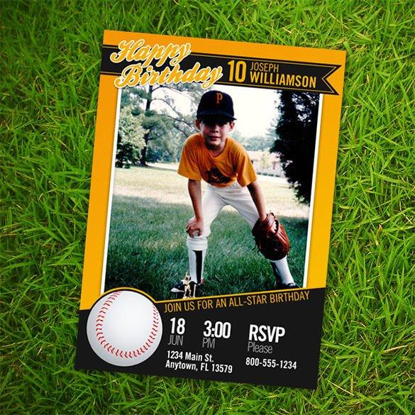 Free Baseball Card Template Baseball Card Template 9 Free Printable Word Pdf Psd