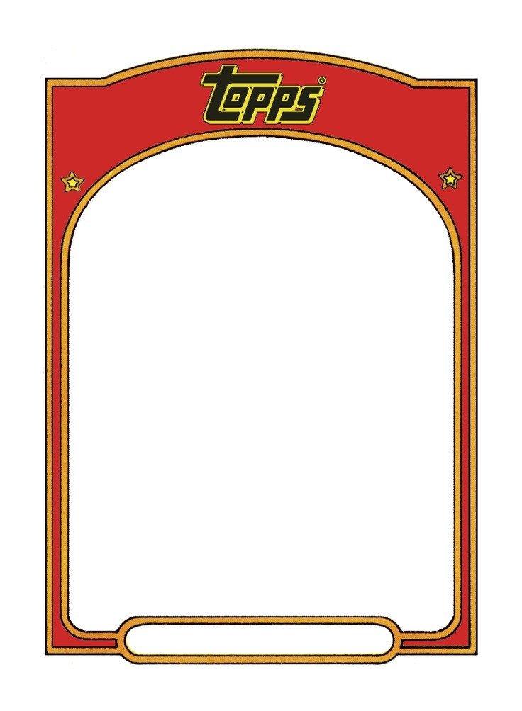 Free Baseball Card Template Baseball Card Template