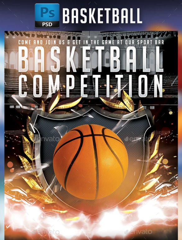 Free Basketball Flyer Template Basketball Flyer Template 24 Download Documents In Pdf