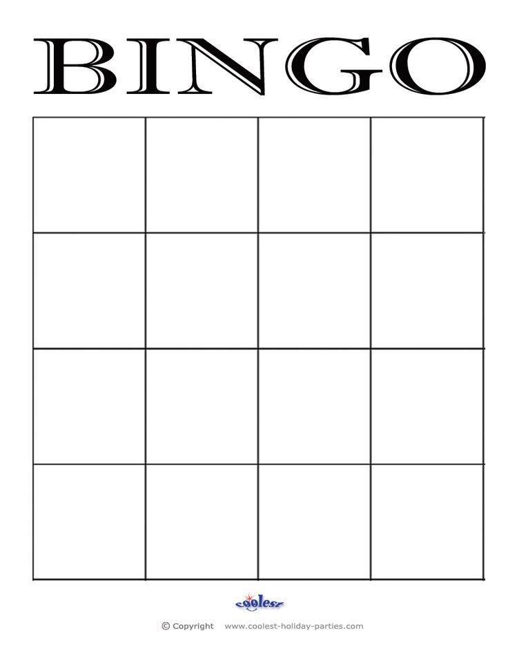 Free Bingo Card Template Bingo Pelipohja M A T H S