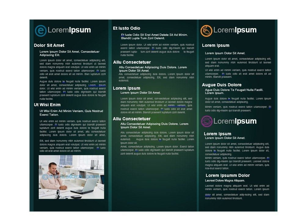 Free Booklet Template Word 31 Free Brochure Templates Ms Word and Pdf Free