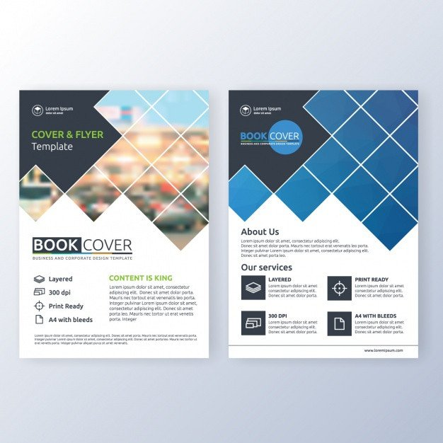 Free Booklet Template Word Brochure Vectors S and Psd Files
