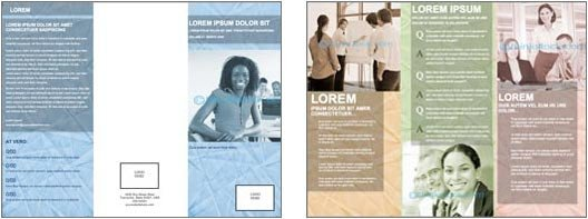 Free Booklet Template Word Free Brochure Templates for Microsoft Word