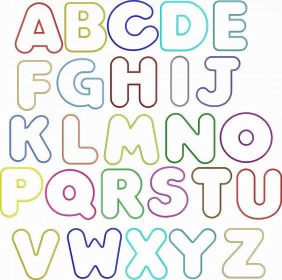 Free Bubble Letter Font Resultado De Imagen Para Bubble Fonts Ideas